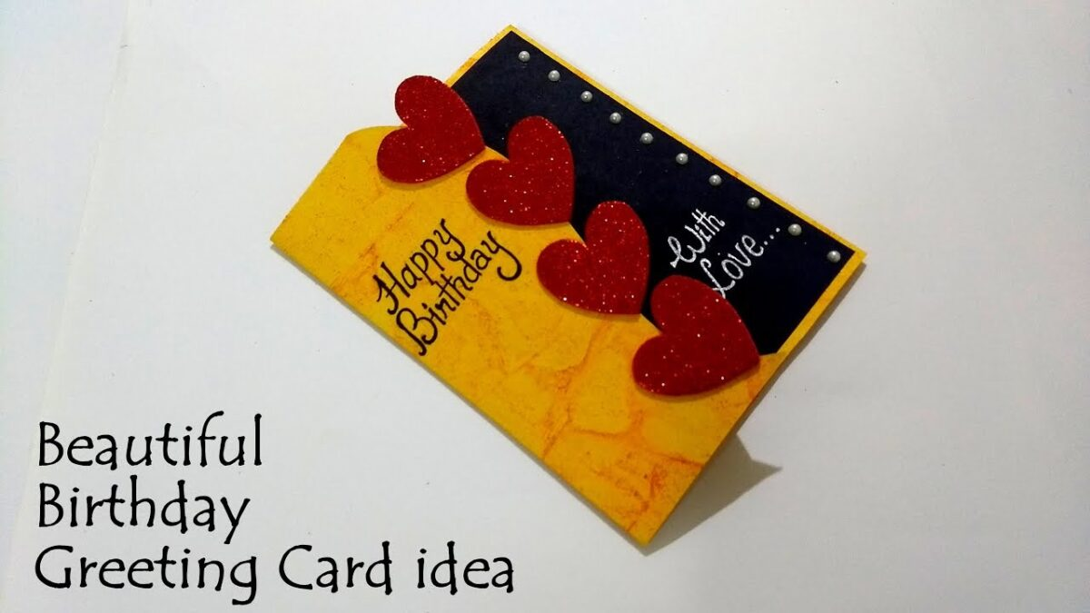 The Best Way to Choose Birthday Greeting Cards