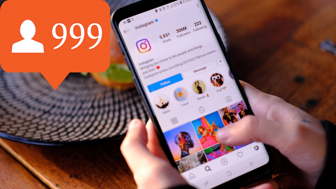 Is there any possibility to buy an Instagram account?