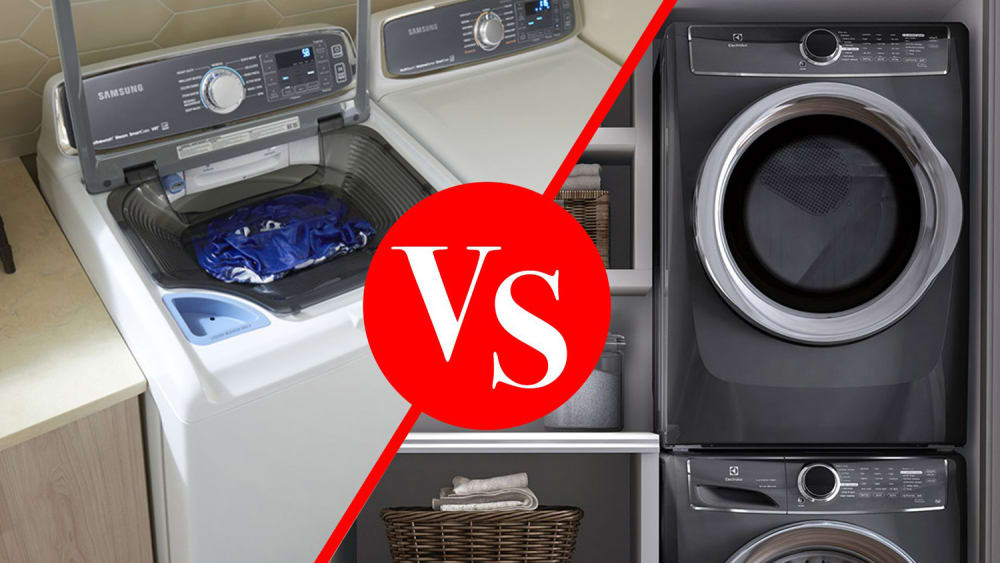 Which one is best: Front loader or Top loader washing machine?