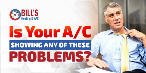 A/C Showing