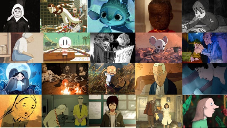 British Horror, American Animation, and French Comedy : An Overview of Major Online Premieres