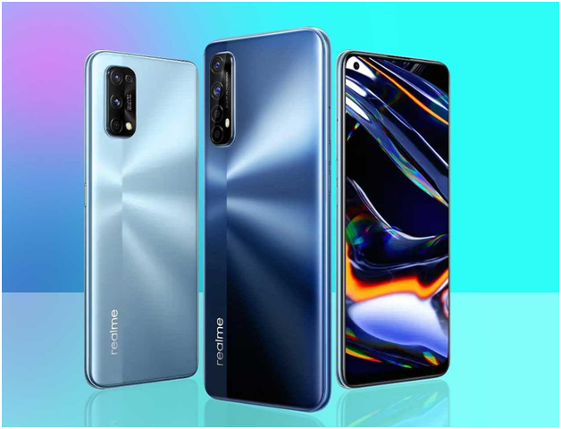 Leading 5 Realme Smartphones at a Glance
