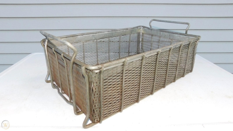 What Should You Check Before Buying Used Industrial Baskets