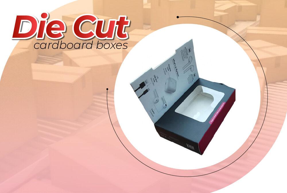 8 tips to make custom die cut Boxes