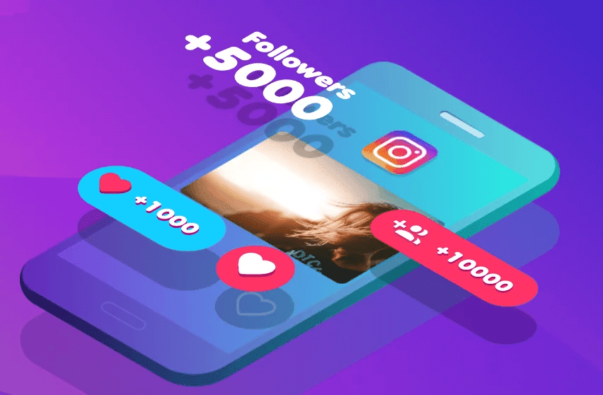 How to get 1,000 Instagram Free followers in 5 minutes