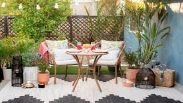 6 Effective Ideas to Plan Your Outdoor Space without Spending A Fortune 1