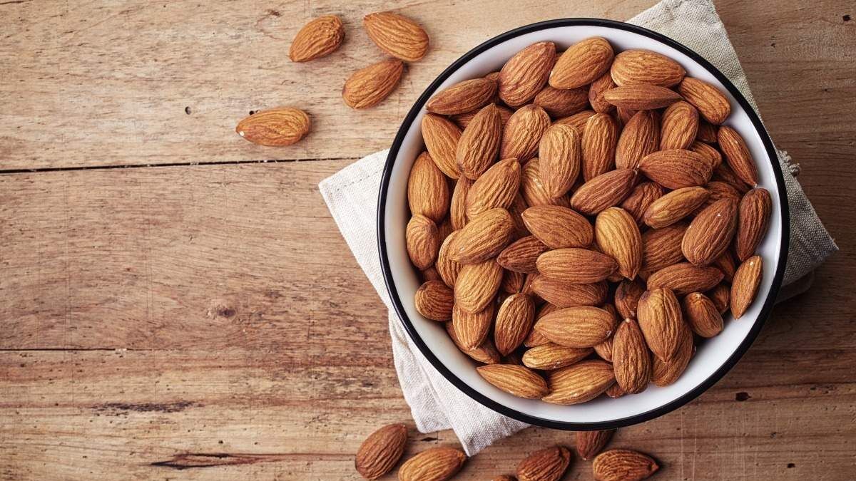 NUTRITIONAL VALUE OF ALMONDS