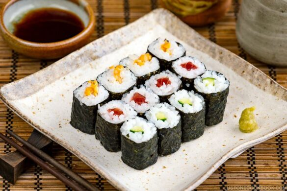 Top 7 Restaurant in Lahore that Serves the Finest Sushi in Lahore. 1