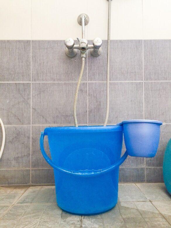 bath bucket